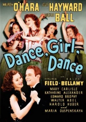 Dance, Girl, Dance (1940) DVD9