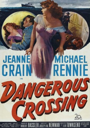 Dangerous Crossing (1953) DVD9