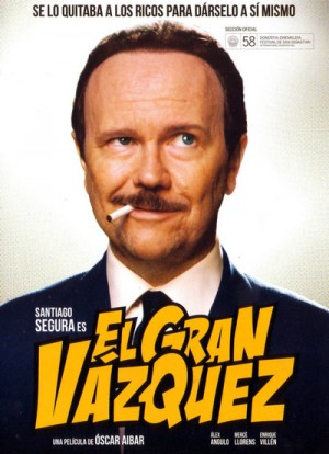 El Gran Vazquez / The Great Vazquez (2010) DVD9