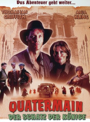 High Adventure / Quatermain - Der Schatz der Konige (2001) DVD9