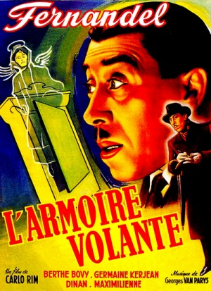 L'armoire volante / The Cupboard Was Bare (1948) DVD9