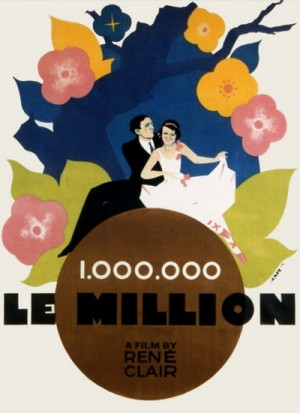 Le million / The Million (1931) DVD5 Criterion Collection