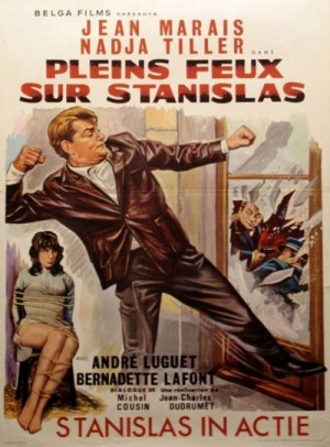 Pleins feux sur Stanislas / Killer Spy (1965) DVD5