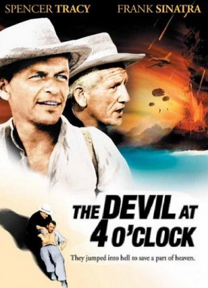 The Devil at 4 O'Clock (1961) DVD9