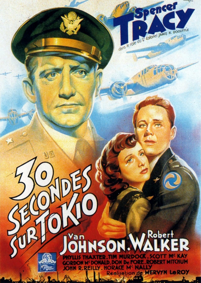 Thirty Seconds Over Tokyo (1944) DVD9, download for free ...