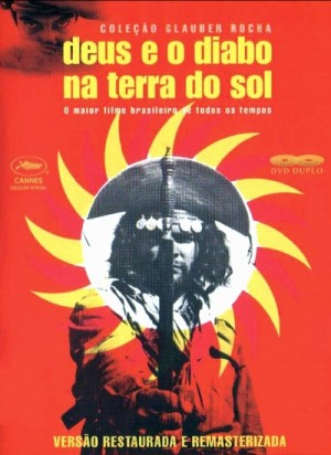 Deus e o Diabo na Terra do Sol / Black God, White Devil (1964) 2 x DVD9