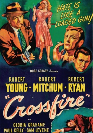 Crossfire 1947