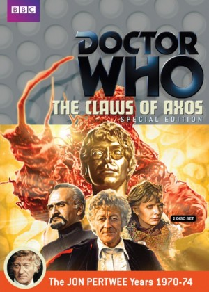 Doctor Who: The Claws of Axos (1971) 2 x DVD9 Special Edition