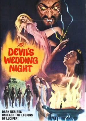 Il plenilunio delle vergini / Full Moon of the Virgins / The Devil's Wedding Night (1973) DVD9