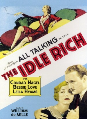 The Idle Rich (1929) DVD5
