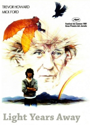 Les annees lumiere / Light Years Away (1981) DVD9