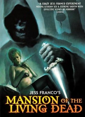 La mansion de los muertos vivientes / Mansion of the Living Dead (1985) DVD9