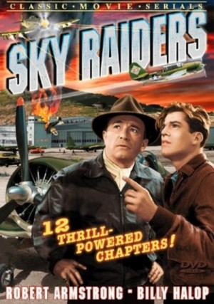 Sky Raiders (1941) DVD9