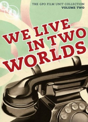 We Live in Two Worlds: The GPO Film Unit Collection Volume 2 (1936-1938) 2 x DVD9
