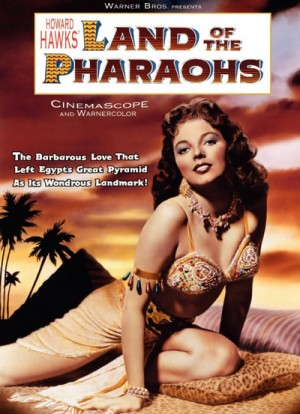 Land of the Pharaohs 1955