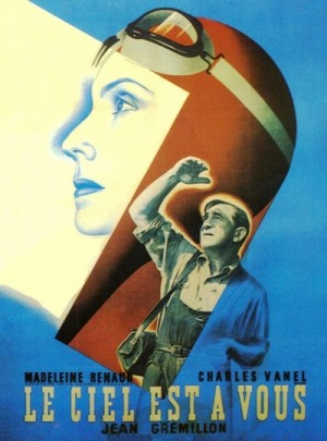 Le ciel est a vous / The Sky Is Yours / The Woman Who Dared (1944) DVD9 Eclipse Series 34