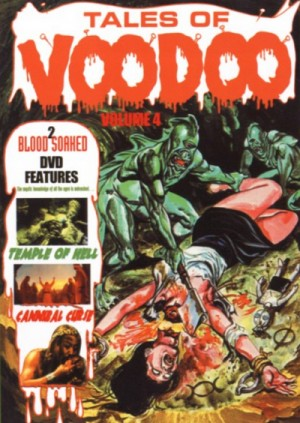 Tales of Voodoo Volume 4