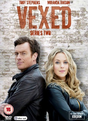 Vexed (2012) 2 x DVD5 Series 2