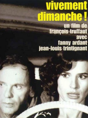 Vivement dimanche! / Finally Sunday! / Confidentially Yours (1983) DVD9