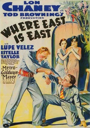 Where East Is East 1929