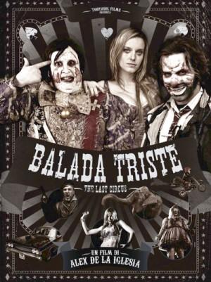 Balada triste de trompeta / The Last Circus / A Sad Trumpet Ballad (2010) DVD9