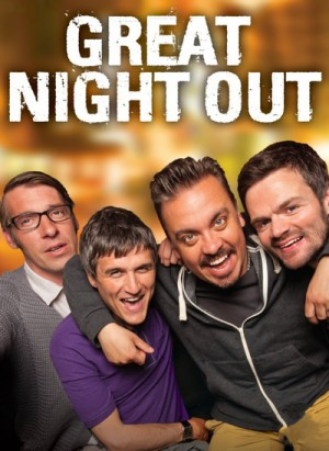 Great Night Out (2013) 2 x DVD5 Season 1