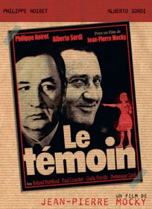 Le temoin / The Witness (1978) DVD9