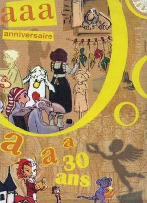 AAA - 30 ans de creation / AAA - 30 years of creation (1973-2005) DVD9