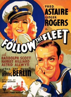 Follow the Fleet 1936