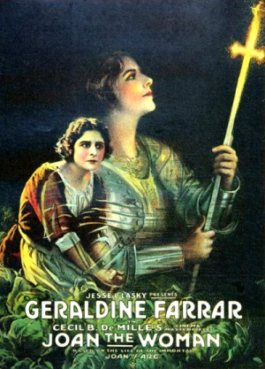Joan the Woman 1916