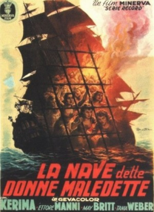 La nave delle donne maledette 1953