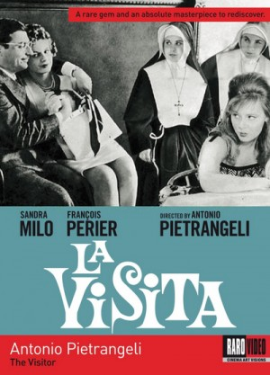 La visita / The Visitor (1964) DVD9