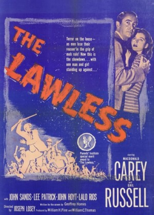 The Lawless (1950) DVD9