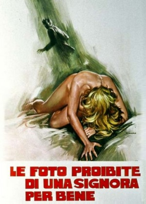 Le foto proibite di una signora per bene / Forbidden Photos of a Lady Above Suspicion (1970) DVD9