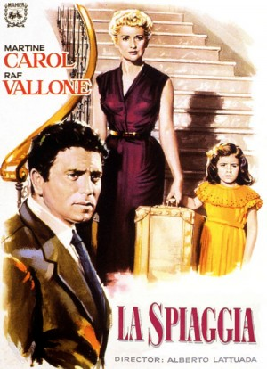 La spiaggia / The Beach / Riviera / The Boarder (1954) DVD9