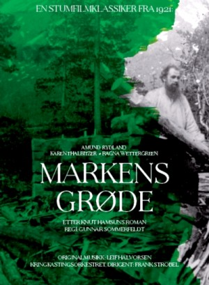Markens grode / Growth of the Soil (1921) DVD5