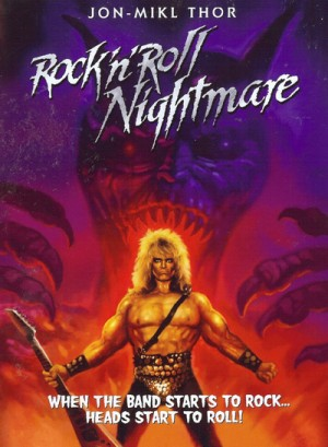 Rock 'n' Roll Nightmare / The Edge of Hell (1987) DVD9