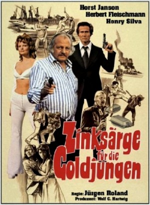 Zinksarge fur die Goldjungen / Battle of the Godfathers (1973) DVD9