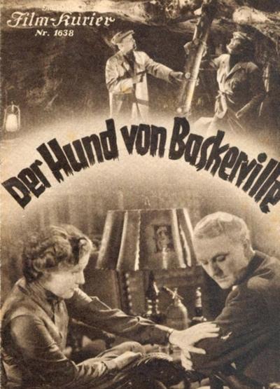 Der hund von baskerville the hound of the baskervilles for Der hund von baskerville