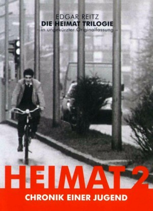 Die zweite Heimat - Chronik einer Jugend / The Second Homeland: Chronicle of a Youth / Heimat 2: Chronicle of a Generation (1992) 6 x DVD9 + DVD5