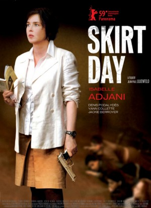 La journee de la jupe / Skirt Day (2008) DVD5
