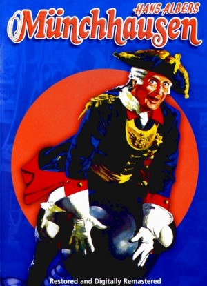 Munchhausen / Munchausen / The Extraordinary Adventures of Baron Muenchhausen (1943) 2 x DVD9