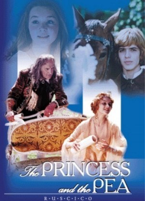 The Princess and the Pea / Printsessa na goroshine / Принцесса на горошине (1976) DVD9