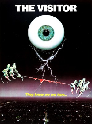 Stridulum / The Visitor (1979) DVD9