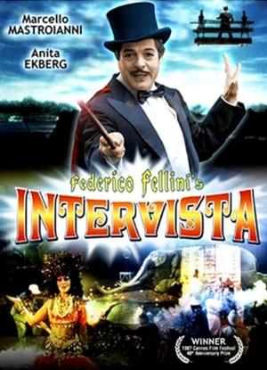 Federico Fellini's Intervista (1987) DVD9