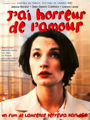 J'ai horreur de l'amour / I Hate Love / I Can't Stand Love (1997) DVD9