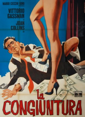 La congiuntura / One Million Dollars / Hard Time for Princes (1964) DVD9
