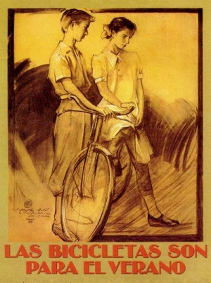 Las bicicletas son para el verano / Bicycles Are for the Summer (1984) DVD5