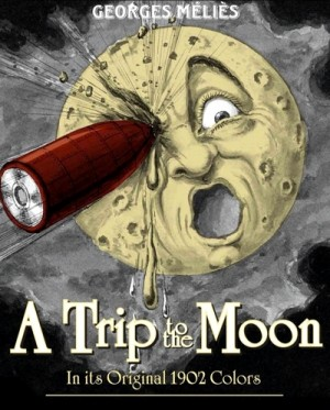 Le voyage dans la lune / A Trip to the Moon (1902) DVD5 colorized
