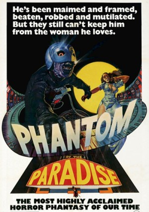 Phantom of the Paradise 1974
